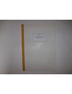 C138 Caiet de evidenta a bibliotecii stiintifice - coperta duplex
