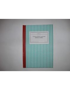 C139 Caiet de evidenta a bibliotecii stiintifice - coperta arhiva
