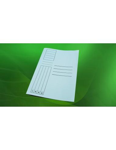 BB27 Dosar sina A4 , carton duplex , 300g