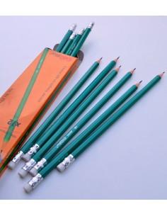 BB55 Creion HB cu radiera, ascutit