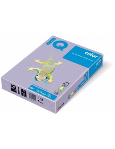 Hartie A4 IQ color mov 80 g/m2 500...