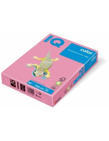 Hartie A3 IQ color roz 160 g/m2 250...