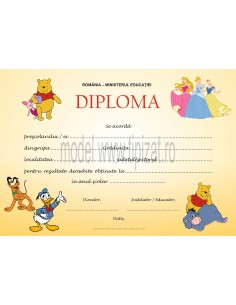 D001a Diploma gradinita...