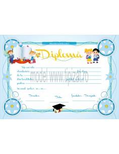 D007a Diploma scolara