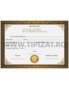 D007h Diploma de acordarea...