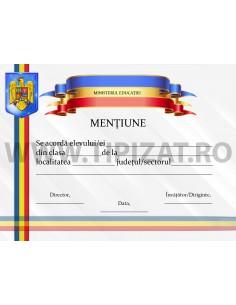 D000a Diploma Mentiune