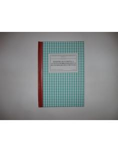 C145 Registru de evidenta a activitatii bibligrafice si info. doc. - coperta arhiva