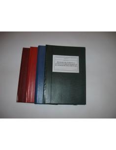 C146 Registru de evidenta a activitatii bibligrafice si info. doc. - coperta imitatie piele