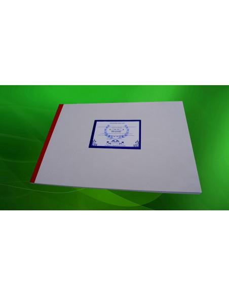 C020 Registru matricol pentru clasele I-VIII - coperta duplex