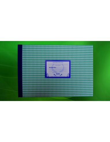 C021 Registru matricol pentru clasele I-VIII - coperta arhiva