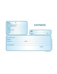 P029 Chitanta, 2 exemplare, 50 seturi